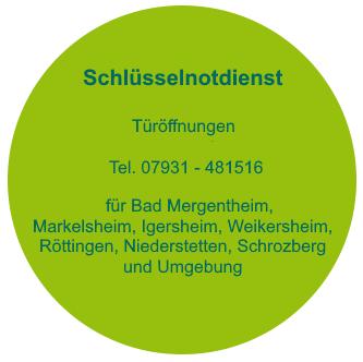 Schl�sseldienst_97980_Bad Mergentheim_Markelsheim_Weikersheim